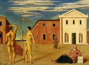 Giorgio de Chirico - Capolavori dalla Collezione di Francesco Federico Cerruti