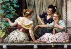 Donne nell'arte da Tiziano a Boldrini
