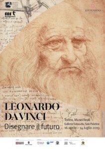 Leonardo da Vinci - Disegnare il futuro