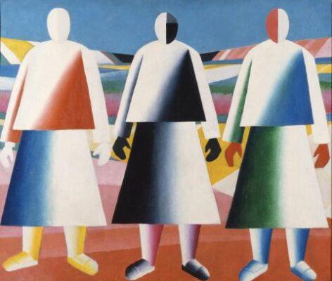 Divine e avanguardie - Le donne nell'arte russa