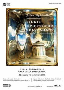 Elisa Sighicelli: Storie di Pietròfori e Rasomanti
